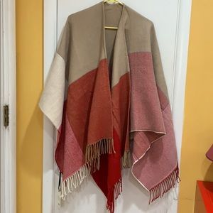 Other - Poncho Women's Size 140 by 130 cm With Tags!